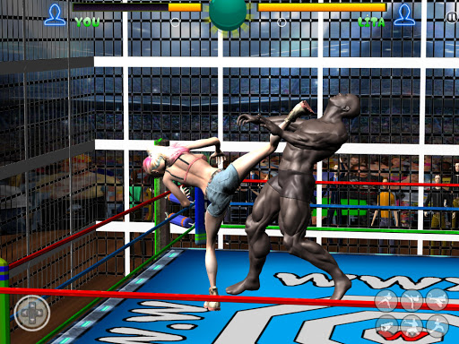 World Wrestling Revolution War screenshot 14