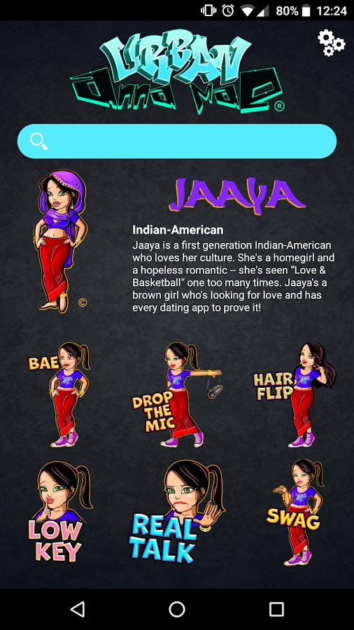 Städtische Anna Mae Diverse Emojis android apps download