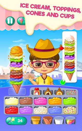 My Ice Cream World - screenshot