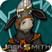 Game Jacksmith⚔ version 2015 APK