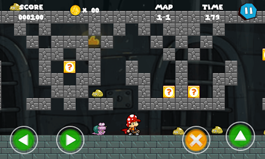 Game Classic Mario HD APK for smart watch