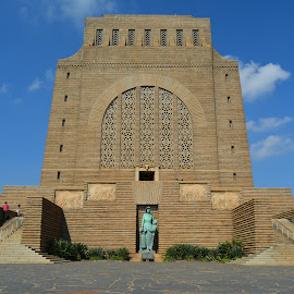 Voortrekker Monument South Africa 1 by Melody Pieterse - Buildings & Architecture Statues & Monuments (  )