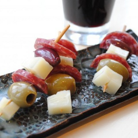 Tapas on a Stick