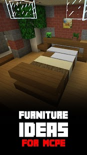 Furniture Ideas MCPE - screenshot