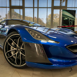 Concept_One Rimac by Miro Cindrić - Transportation Automobiles ( car, salon, electric, sport, fast )