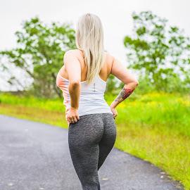 by Gunnar Sigurjónsson - Sports & Fitness Fitness ( 2017, model, laufey )