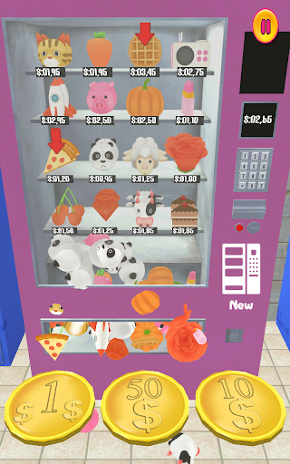 Vending Machine Fun Kids Game For PC