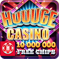 Slots™ Huuuge Casino APK for Bluestacks