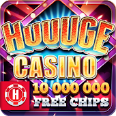 Slots™ Huuuge Casino APK for Blackberry