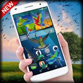 Birds in Phone Prank APK Descargar
