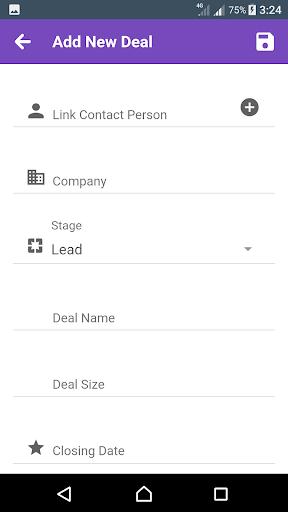Buzzflow CRM screenshot 8