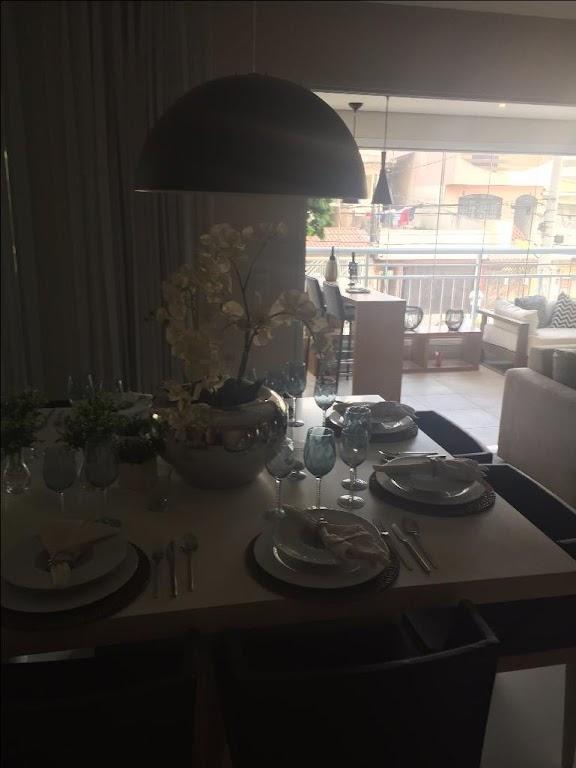 Apartamento residencial à venda, Jardim Santa Mena, Guarulho
