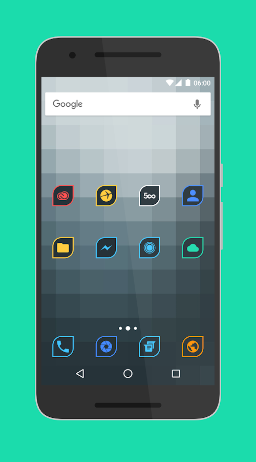 Folium - Icon Pack Screenshot 7