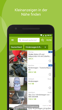 EBay Kleinanzeigen For Germany APK screenshot thumbnail 2