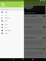 Screenshot of FrAndroid