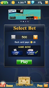 SOLITAIRE: Las Vegas Solitaire - screenshot