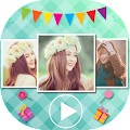 Birthday Video Maker APK for Bluestacks