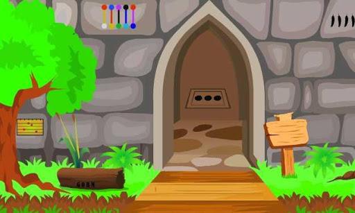 Escape Four Color Door - screenshot