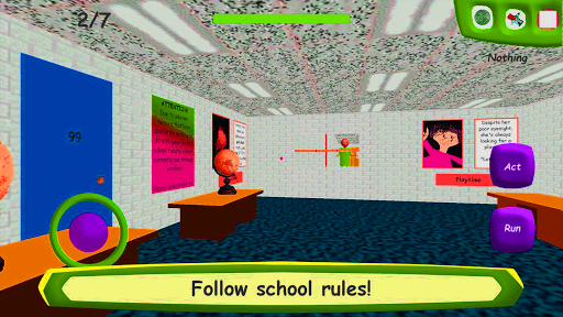 the basics of Baldi's in education and training! For PC