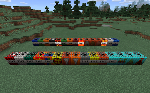 Too Much TNT Mod - screenshot