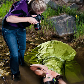 Water photog2 by Melissa Applebee - Professional People Business People ( photographer, taking photos, pwc75 )
