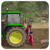Farming Simulator Winching Trees American Outback APK for Ubuntu