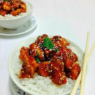 Sweet And Sour Chicken With Tomato Sauce Recipes