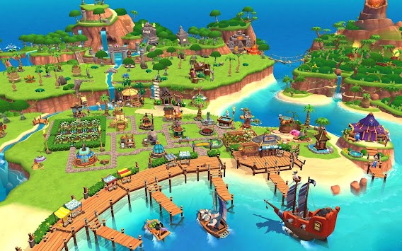 Paradise Bay APK screenshot thumbnail 12