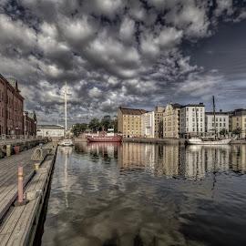 Helsinki by Bojan Bilas - City,  Street & Park  Vistas