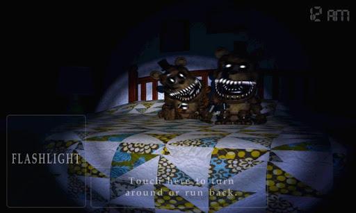 Five Nights at Freddy's 4 Demo screenshot 3