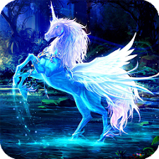 Unicorn Magic Live Wallpaper