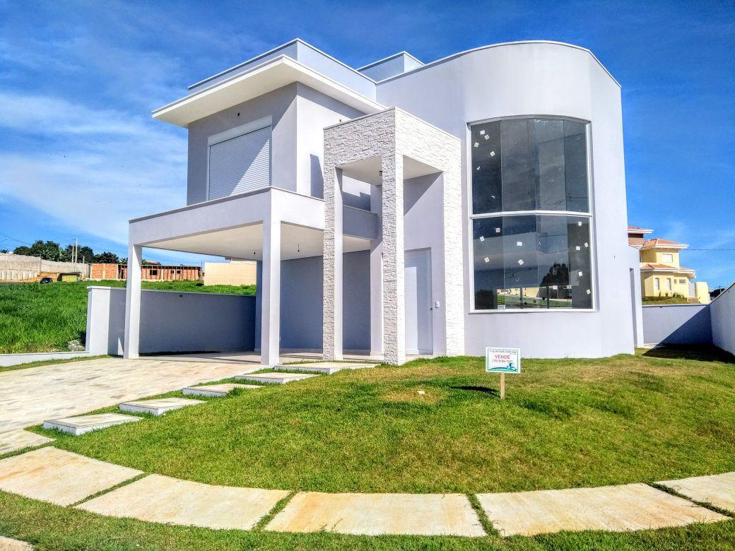 Casa com 3 suítes à venda, 234 m² por R$ 890.000 - Condomínio Residencial Villa do Sol - Valinhos/SP