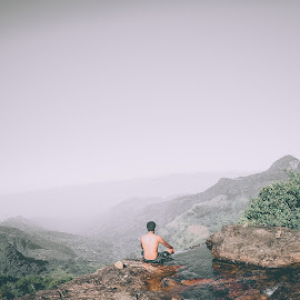 Nature Lover by Shalaka Gamage - Landscapes Travel ( freedom, nature, waterfall, gopro, travel, srilanka )