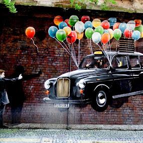 Urban Art Glasgow 3 by Craig Skinner - Uncategorized All Uncategorized