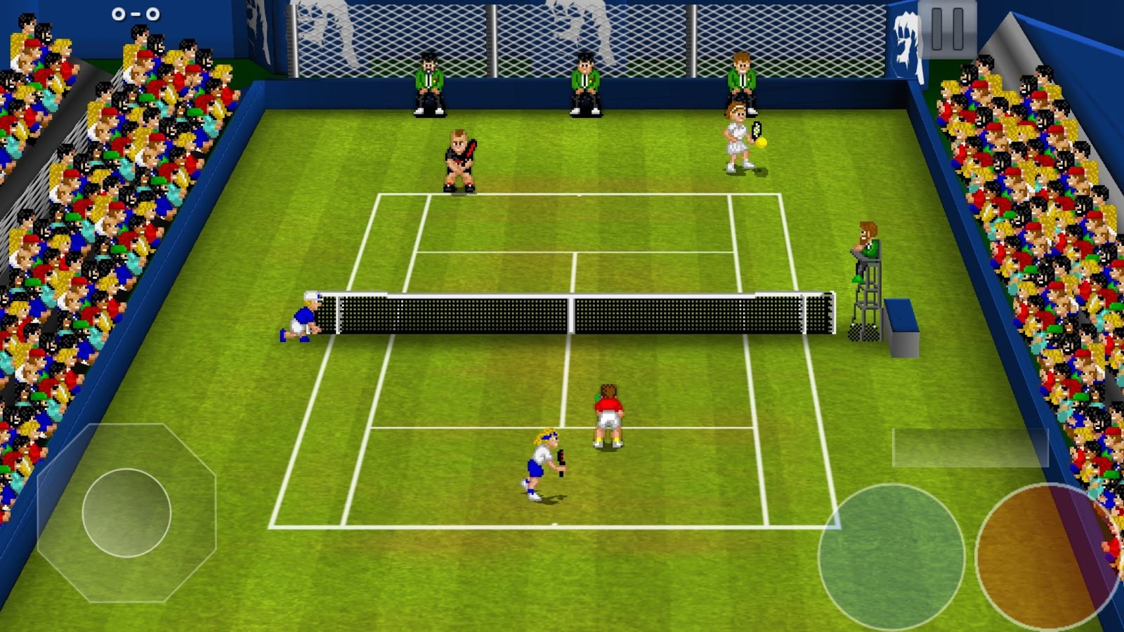 Tennis Champs Returns Screenshot 16
