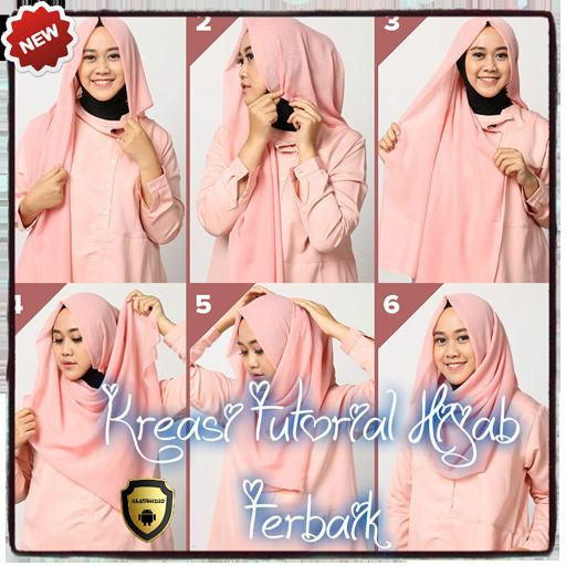 Kreasi Tutorial Hijab Terbaik (app)