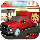 Pizza Delivery Van APK for Bluestacks