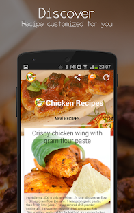 Chicken Recipes 2016 - screenshot
