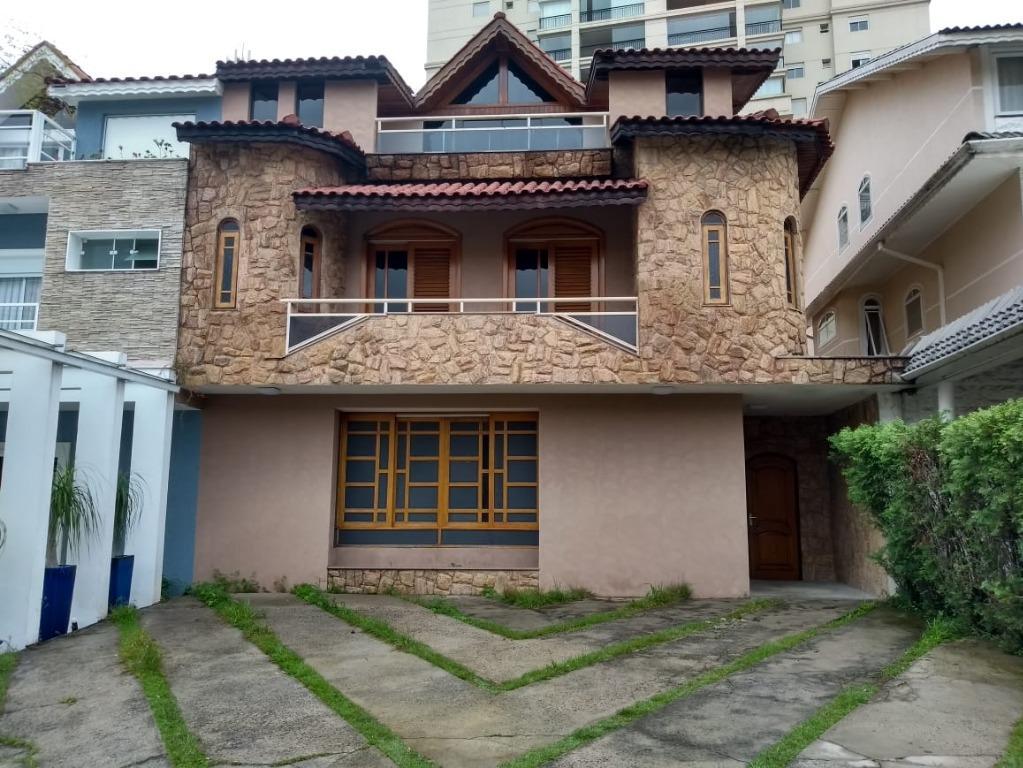 Sobrado com 4 dormitórios à venda, 500 m² por R$ 1.650.000 - Vila Rosália - Guarulhos/SP