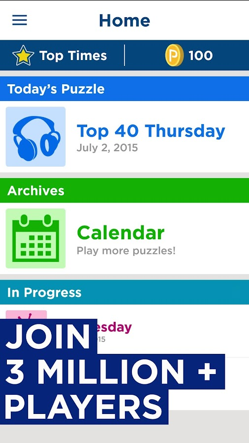 Daily Celebrity Crossword Screenshot 2