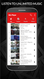 App Free Music Player for YouTube: Unlimited Songs APK for Windows Phone