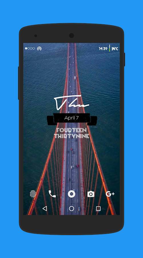 Focus For Zooper Screenshot 1