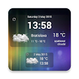 Weather & Clock Widget APK Version 1.6