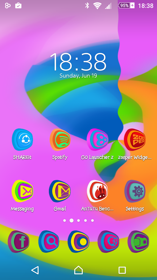 4Spective_Iconpack Screenshot 2