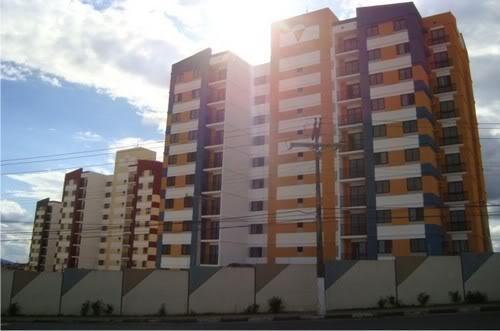Apartamento com 3 dormitórios para alugar, 72 m² por R$ /mês - Muchila I - Feira de Santana/BA