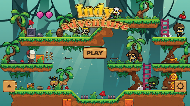 Indy Adventure apk screenshot