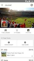 Screenshot of MLB.com Ballpark