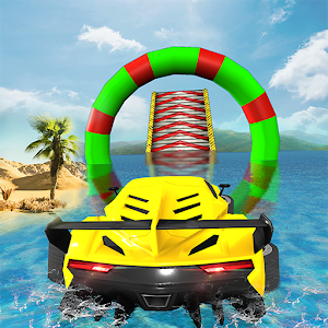 Water Surfing Stunts For PC / Windows 7/8/10 / Mac – Free Download