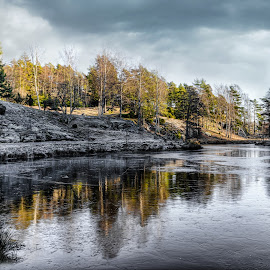 Elingaard Norway by Dirk Rosin - Landscapes Waterscapes