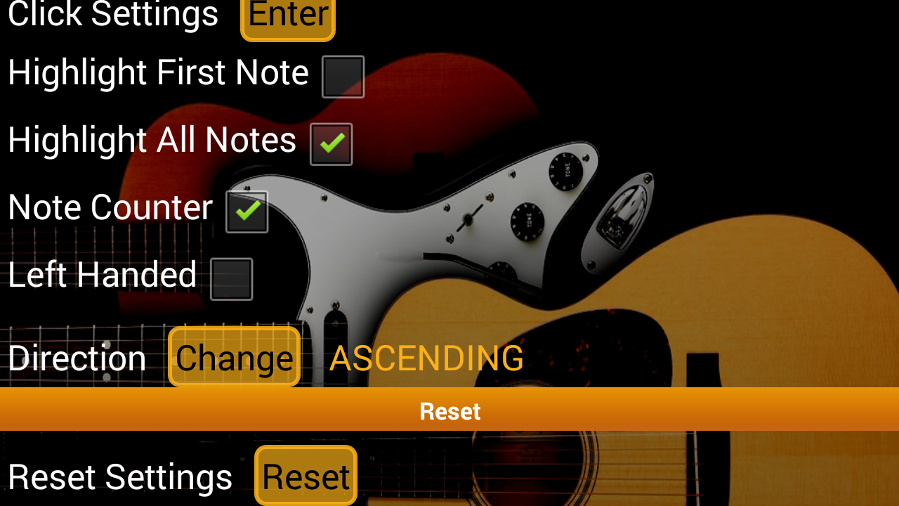 Guitar Tutor Pro - Learn Songs Screenshot 7